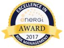 Energi 2017 Excellence in Risk Management